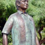 César Chávez Bronze Sculpture
