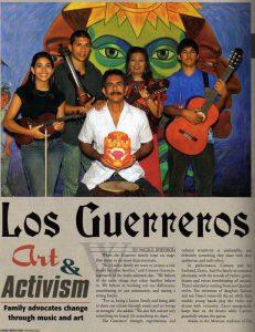 Los Guerreros Art & Activism