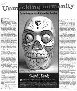 Unmasking Humanity