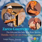 Gila and the Salt River stories at Tempe History Museum